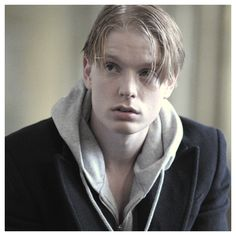The fearless president of The Riot Club, Freddie Fox is James Leighton-Masters.