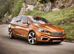Car: 2014 BMW front wheel drive