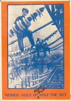 Juxtapoz Magazine - See Red Women's Workshop Feminist Posters 1974-1990