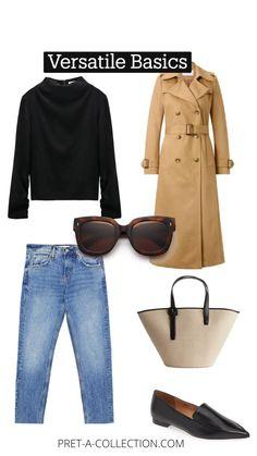 Fall Fashion Outfits, Autumn Fashion, Casual Outfits, Jean Outfits, Spring Fashion, Women's Fashion, Capsule Wardrobe 2018, Minimal Wardrobe, Ethical Fashion