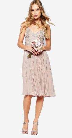 7 Trending Bridesmaids Dress Styles to Choose From  - Bridesmaids Dresses  -Sparkling Trim - #wedding #weddingbeauty #christianSiriano #weddingfashion #asiawedding #asiaweddingnetwork