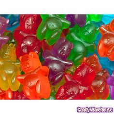 Gummy Candy | Home Candy Type Gummy & Jelly Candy Gummi Bears Trolli Big Bold Gummy ...
