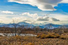Beautiful Front Range of the Rockies Long's by EagleEyeOriginals, $30.00