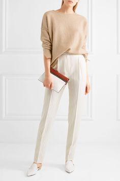 By Malene Birger | Viala wool and mohair-blend sweater | NET-A-PORTER.COM