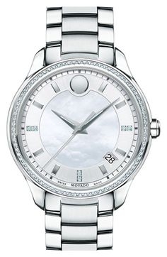 Movado 'Bellina' Bracelet Watch, 38mm 1995