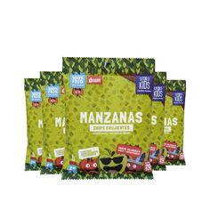 Prueba nuestros nuevos y exquisitos Chips Crujientes de Manzanas Deshidratadas, son 100% fruta y 100% naturales , libres de preservantes, aditivos, col...