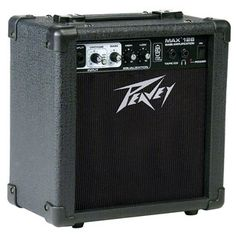 Peavey MAX 126 Combo Bass Amp at Gear4Music.com