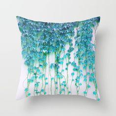 Average Absence #society6 #buyart #decor Throw Pillow