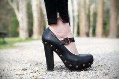 #shoes #fornarina #heels   www.ireneccloset.com