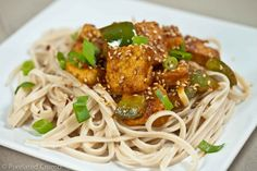 garlic ginger tofu