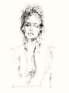 charmaine olivia sketch