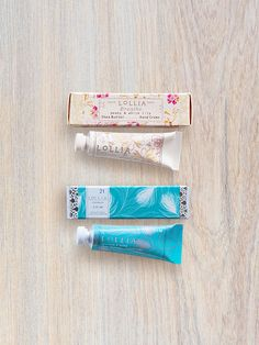 Calm & Breathe Petite Treat Handcreme Pair