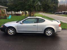 2000 Oldsmobile Alero Coupe (2 door)