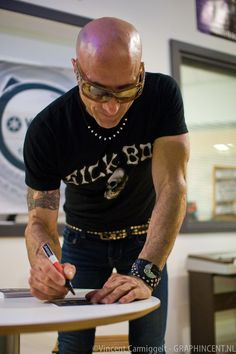 Kenny Aronoff DTX Workshop Tour | #Y4U | Feedback Rotterdam | Yamaha | Meet & Greet