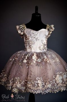 FabTutus | Products | Anna Triant Couture | Glimmer