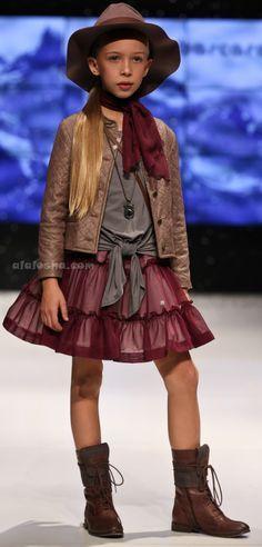 ALALOSHA: #VOGUE #ENFANTS:childrenswear
