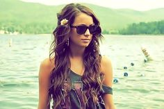 wavy hair. summer! beauty-obsessed