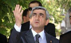 El Presidente Sargsyan retira del Parlamento armenios protocolos en relación a la normalización de relaciones entre Armenia y Turquía.
