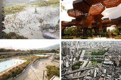 'Landscape as Urbanism in the Americas' publica archivo digital enfocado en el paisaje como urbanismo