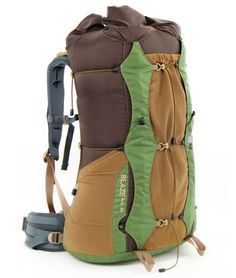 Granite Gear Blaze AC 60.... I just have to pin the cutest dang pack I've ever seen! Love the colors- reviews seem pretty solid?