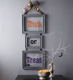 100 Cheap and Easy DIY Halloween Decor Ideas 100 Cheap and Easy Halloween Decor DIY Ideas – Prudent Penny Pincher Diy Halloween, Easy Halloween Decorations, Halloween Home Decor, Halloween Wreaths, Outdoor Halloween, Halloween 2020, Dollar Tree Halloween Decor, Halloween Labels, Halloween Quotes
