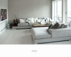 Nydelig stue og farger