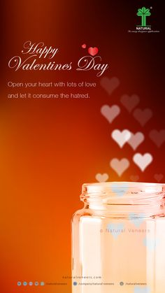 Open your heart with lots of love and let it consume the hatred.  Web: http://www.naturalveneers.com  | Email: info@naturalveneers.com | Call: +91-22-25114285 #NaturalVeneers  #HappyValentineDay