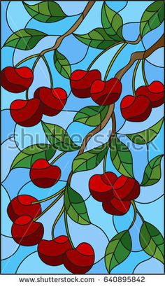 Find Illustration Stained Glass Style Flower Pink stock images in HD and millions of other royalty-free stock photos, illustrations and vectors in the Shutterstock collection. Stained Glass Paint, Stained Glass Designs, Stained Glass Projects, Stained Glass Patterns, Stained Glass Windows, Mosaic Art, Mosaic Glass, Glass Art, Tree Watercolor Painting