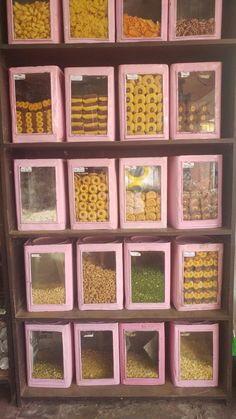 Wall of sweet n crush