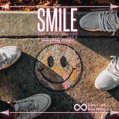 Buenos días☀️! Tu sonrisa es capaz de contagiar a otros. Muéstrala! #connectwithyourmisma #sonrie