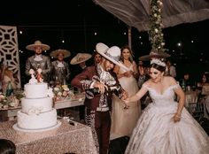 Mariachi Wedding, Charro Wedding, Mexican Wedding Traditions, Mexican Themed Weddings, Wedding Goals, Wedding Attire, Our Wedding, Horse Wedding, Wedding Veil