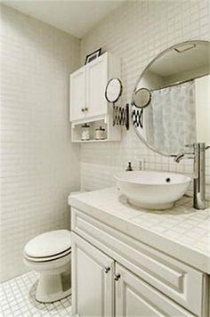 i love the style i love the bathroom from @Ebby Amirebrahimi Halliday #bathroom
