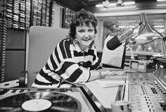 Janice Long. BBC Radio 1. 1980s #dj #radio Dj Pics, Jazz, Vinyl Room, Bbc Radio 1, Old Time Radio, Radio Flyer, Test Card, Internet Radio, Vintage Music