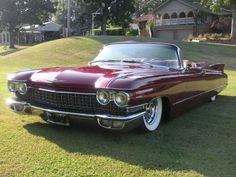 1960 Cadillac Series 62 Convertible, We all need a car like this. At least one.