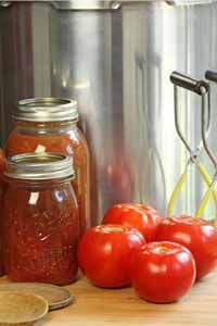 Tomato Canning Tips: Acidity and Other Concerns