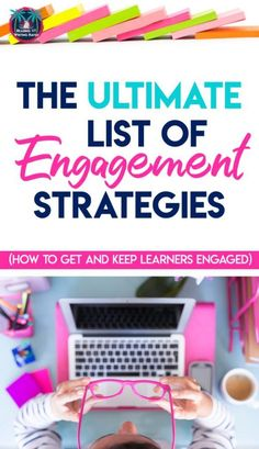 How to Engage Students: 20 of the Best Active Learning Strategies | Reading and Writing Haven