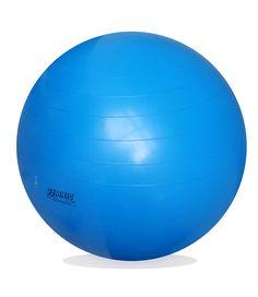 """Schmerzen und Verspannungen vorbeugen mit dem Gymnic® Gymnastikball """"Classic"""" - er eignet sich nicht nur zum Sitzen, sondern ebenso für ein gymnastisches Übungsprogramm. Um eine schlechte Haltung zu verbessern und einer falschen Be- und Entlastung des Körpers entgegen zu wirken."""