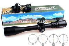 "161.99$  Buy now - http://aliml9.worldwells.pw/go.php?t=32373713531 - ""LEBO PB 6-24x40 SPRGB 3G Reticle RifleScope 1"""" single-tube Side Parallax .223 B.D.C. Hunting Rifle Scope"""
