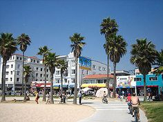 Venice Beach, CA... the freakiest little town on the west coast... and i LOVE it.
