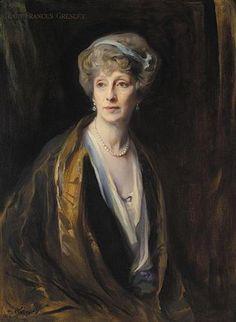Lady Frances Gresley - Philip de Laszlo