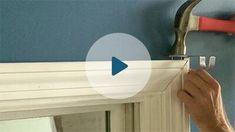 Problems with the curtain: how to prevent the curtain rod from sliding Probleme mit dem Vorhang: Verhindern, dass die Gardinenstange verrutscht Double Curtain Rod Brackets, Long Curtain Rods, Hanging Curtain Rods, Double Rod Curtains, Sliding Curtains, Patio Door Curtains, Home Curtains, Sheer Curtains, Wall Curtains