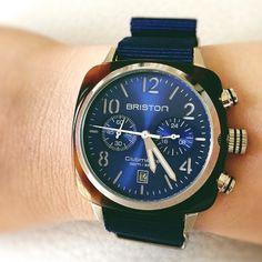 #britishstyle #gentlemandriver #briston #watch #acetate #tortoiseshell #sunray #dial ©poshshoplebanon