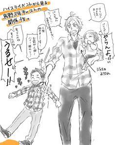 Embedded image Haikyuu, Image, Twitter, Anime, Anime Music, Anima And Animus, Anime Shows