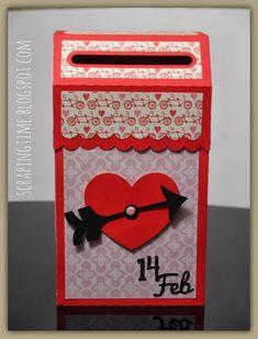 febrero 2014 - Scraping time san valentin en ingles  #ingles #valentin Washi, San Valentin Ideas, Cardmaking, Scrap, Frame, Blog, Crafts, School, Wood Planks
