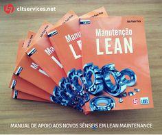 """O livro Lean Maintenance, publicado em 2013 sofreu uma actualização gráfica, está mais """"leando"""". Este é o manual de referência para os Senseis em Lean Maintenance que esta semana iniciaram a 2ª Edição da PG Lean Maintenance. http://www.cltservices.net/index.php/formacao/formacao-a-distancia-b-elearning/pos-graduacao-lean-maintenance"""