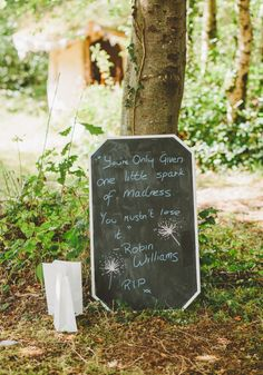 A Weekend of Camping with Family and Friends for a Forest Festival Wedding in Exmoor