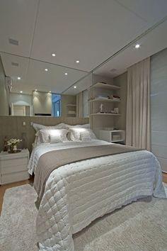 The Best 2019 Interior Design Trends - Interior Design Ideas Dream Bedroom, Home Bedroom, Modern Bedroom, Master Bedroom, Bedroom Decor, Room Interior, Interior Design Living Room, Interior Decorating, Suites