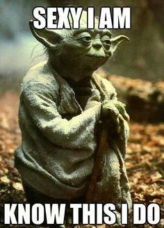 Yoda sexy