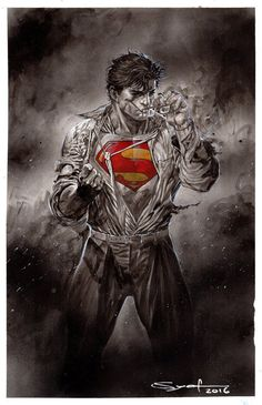 Superman by ardian-syaf on DeviantArt