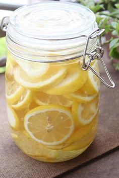 自制柠檬水月瘦10斤小伙伴们都惊呆了!!